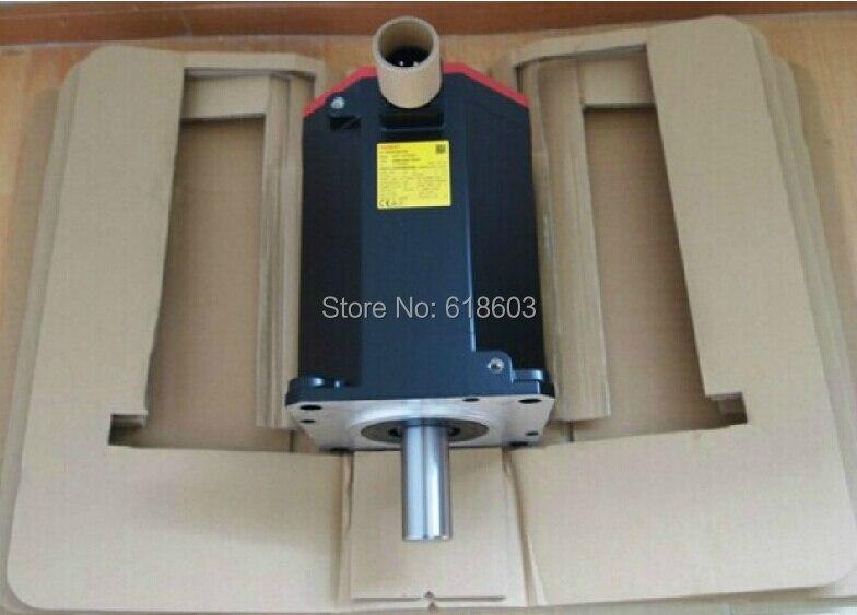 Lathe CNC kits  Fanuc AC servo motor A06B-0227-B401 cnc control amp beta isv 20 fanuc servo amplifier a06b 6132 h002