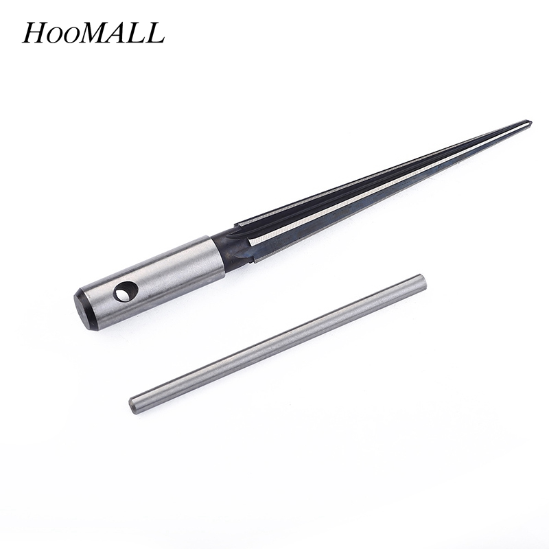 Hoomall 1/8-1/2 Metal Stepper Drill Bits Professional Woodworking Countersink Step Drill Bits Straight Shank Metal Hand Tools woodwork a step by step photographic guide to successful woodworking