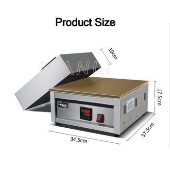 Commerciële CNC Koper Simmering Machine Zuiver Koper Verdikking Wafel Machine Automatische Enkele Kop Kam