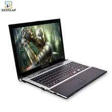 ZEUSLAP 15 6inch intel i7 8gb ram 750gb hdd Dual Core 1920x1080 screen WIFI bluetooth Windows