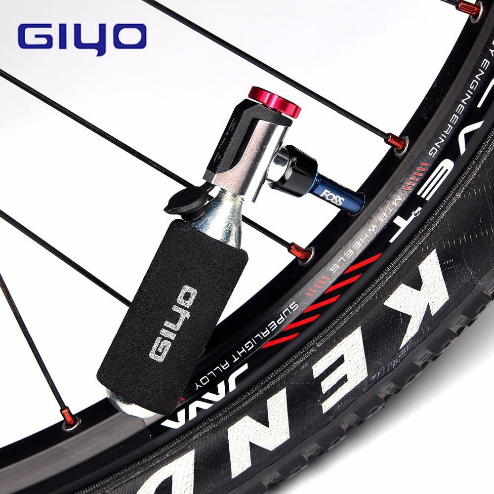 Pump Extension Hose Bicycle Co2 Tire Inflator Sleeve Presta Shrader Valve