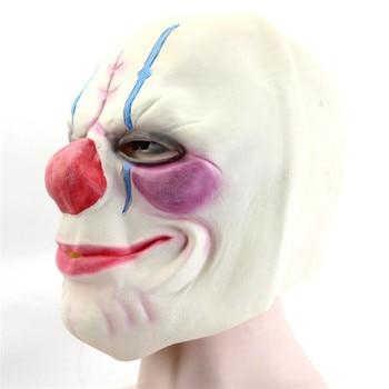 Маска для Хэллоуина Payday 2 1