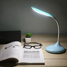Folding Led Usb Book Light Flexible Adjustable Table Reading