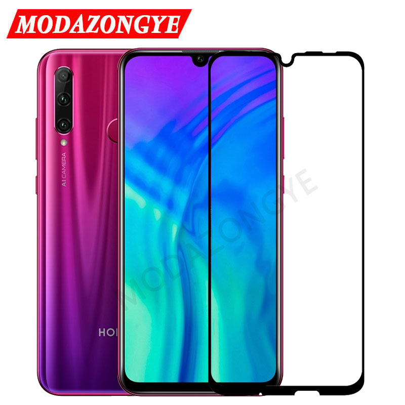 Honor 20 Lite Glass Screen Protector Full Cover Tempered Glass For Huawei Honor 20 Lite HRY-LX1T Honor20 20Lite Glass Film Pro