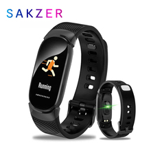 QW16 New Sports Waterproof Smart Watch Women Bracelet Band Bluetooth Heart Rate Monitor Fitness Tracker Smartwatch Metal
