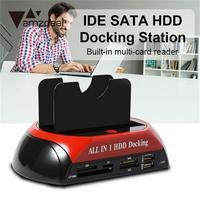 All In 1 USB 3 0 2 5 Inch 3 5 Inch Hard Disk Base SATA