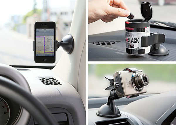 Universal Car Smartphone Holder 5