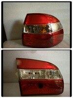 EOsuns задний свет + стоп + поворотник заднего бампера отражатель света для Toyota corolla AE110 1998 2000