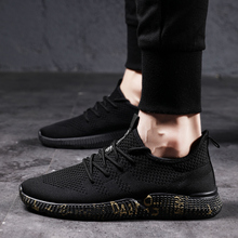 Fashion Men Casual Shoes Spring Summer New Flats Shoe Breathable Comfortable Outdoor For Male  5