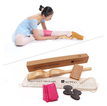 Upper Arch Foot Stretcher for Ballet and Gymnastics ballet exercise supplies ballet instep shaping tool ballet foot stretcher made of imported high quality logs ballet latin