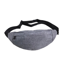 Men Women Fanny Pack High capacity Money Belt Bag Purse Teenager's Travel Wallet Belt Male Waist Bags Cigarette Case for Phone aireebay waist pack for men women fanny pack big bum bag hip money belt travel bags mobile large capacity 2019 male phone bag