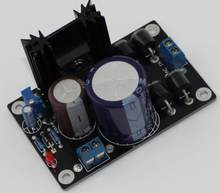 Sliding Type LT1083 Large Power Adjustable Stabilization Power Supply Board HIFI Linear Power Supply Single Channel Output(China)