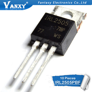 Image 2 - 10PCS IRL2505PBF PARA 220 IRL2505 TO220 novo MOS FET transistor