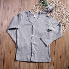 Childrens Kids Baby Boy Girl Knitted Sweater Cardigan Coat Long Sleeve Tops New Arrival Winter Spring Autumn 1-6Y