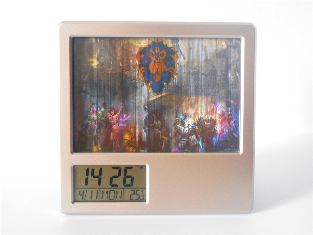 Creative Digital Calendar creative digital calendar new cardcaptor sakura alarm clock multi