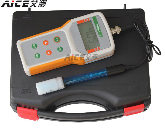 qi Wei Phb-1/phb-4 Portable Ph Meter Ph Meter Ph Meter Ph Detection Test Paper Test Instrument Home Improvement
