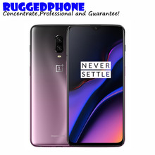 Original Oneplus 6T Smartphone 8GB 128GB 6.41inch Fingerprint Snapdragon 845 Full Screen Android 9.0 20.MP Mobile Phone