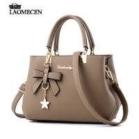 Mini Shoulder Messenger Bags Cross Body Handbags For Women Butterfly Elegant Ladies Solid PU Leather Luxury