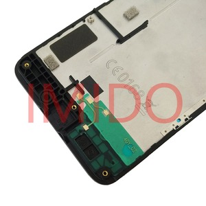 Image 5 - For Nokia Lumia 630 RM 977 RM 978 LCD Display+Touch Screen Digitizer Assembly+Frame Replacement Parts
