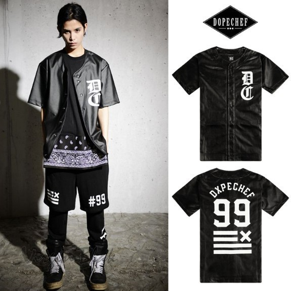 Men clothes 2015 couple outfits hip hop baseball jersey streetwear pyrex baseball shirt mens ...