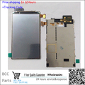 Best quality Original New LCD display  Screen with chassis  For Nokia Lumia 820 Test ok free shipping&In stock!
