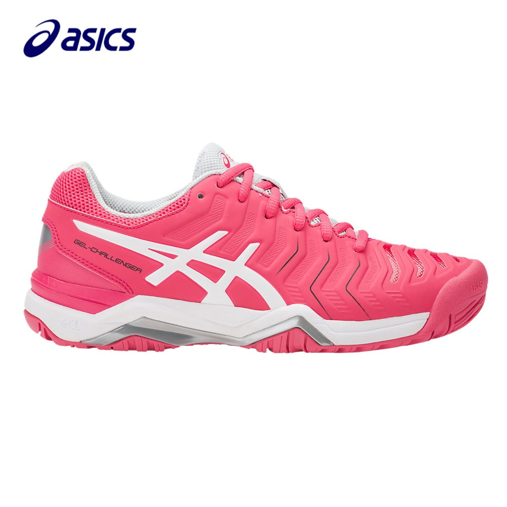 Orginal ASICS 2018 New Women Running Shoes  Breathable Stable Shoes outdoor Tennis shoes classic Leisure Non-slip E753Y-1901