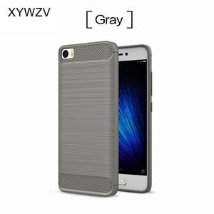 Image 4 - For Xiaomi Mi 5 Case Cover Shockproof Luxury Soft Rubber Phone Case For Xiaomi Mi 5 Silicone Cover For Xiaomi Mi 5 Shell Fundas