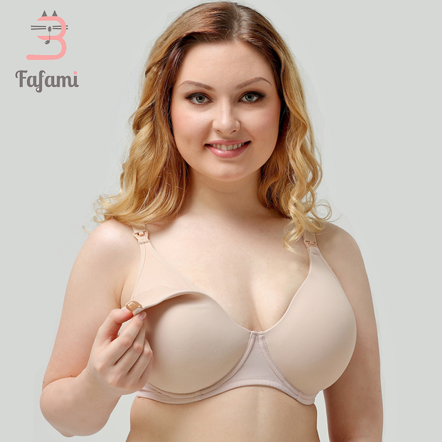 d59dceeb0e8 Plus size Maternity Nursing bra Maternity clothing High Quality pregnancy  breast feeding bra pregnant women breastfeeding