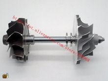 K29 Turbo parts turbine wheel 71x82mm,12blades,compressor wheel 60x91mm,blades 7/7,Supplier AAA Turbocharger Parts