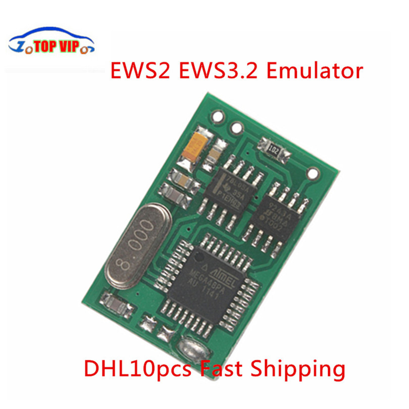 10pcs/lot DHL Free High Quality Auto EWS2 EWS3.2 Emulator for b-m-w E34 E36 E38 E39 E46  ...
