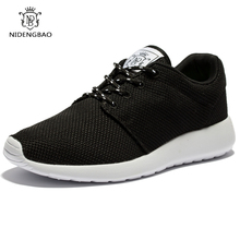 Big Size Men Running Shoes Lightweight Outdoor Walking Sport Shoes Breathable Mesh Sneakers For Male Comfortable Jogging Shoes цена