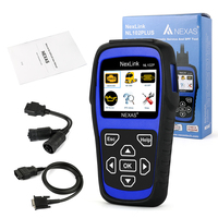 Nexas NL102P Truck Diagnostic Tool DPF/Oil Reset for Diesel Heavy Duty Truck Car Diagnostic Scanner 2 in 2 Auto Scan Too