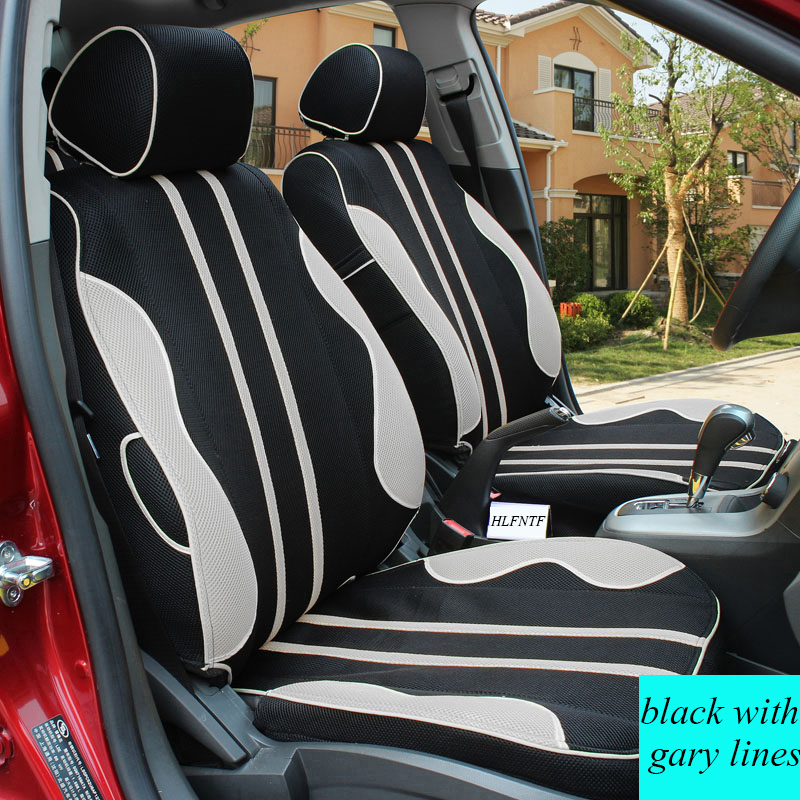 special car seat cover for toyota corolla camry rav4 auris prius yalis avensis 2014 sedan black. Black Bedroom Furniture Sets. Home Design Ideas