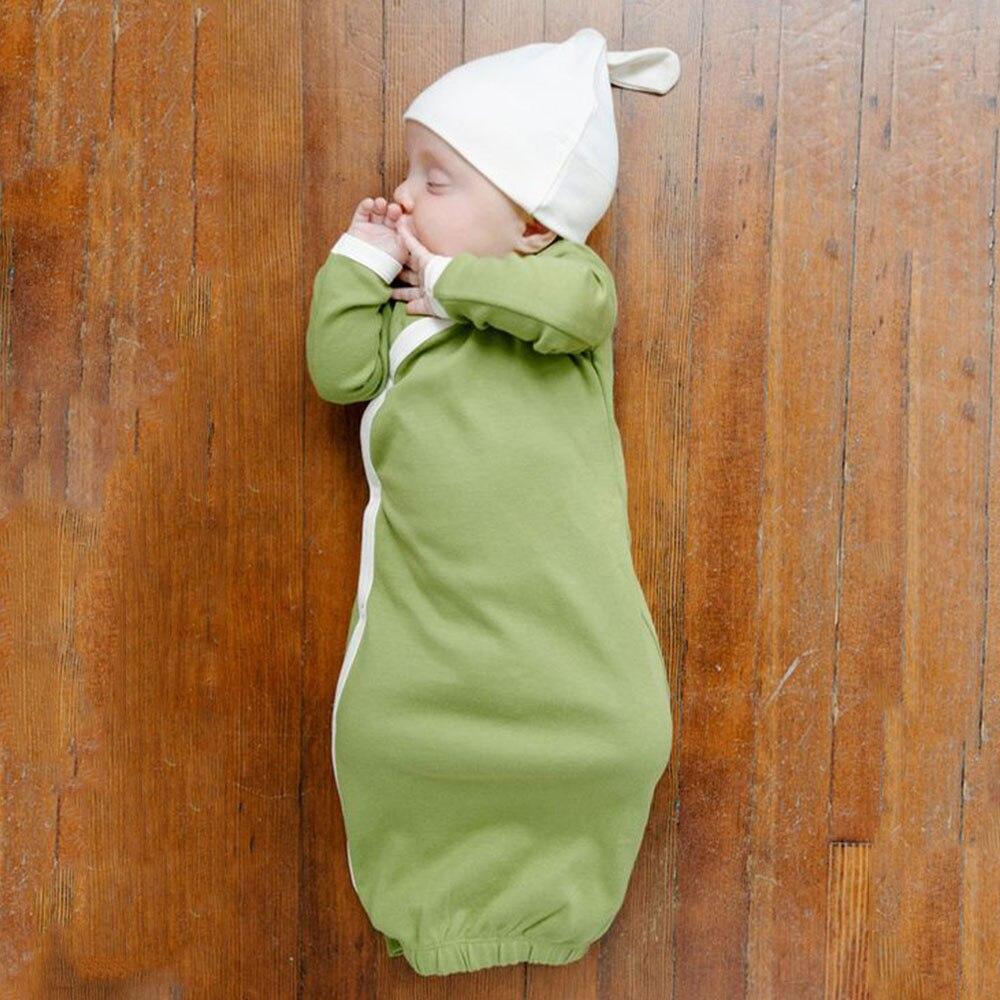 Free Shipping Baby Sleeping Bag Sleep Gowns Robes Sleeper Long ...