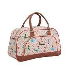 Taille 46 * 27 * 21 cm Summer Style femmes voyage sacs 2015 de haute qualité sac à main des femmes étanche Duffle sac à bagages OS-ME-031