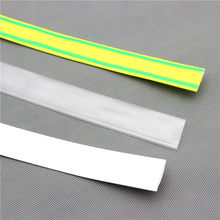 (1Meter/lot) 4MM Inner Diameter White color Heat Shrinkable Tube / Heat Shrink Tubing Insulation casing(China)
