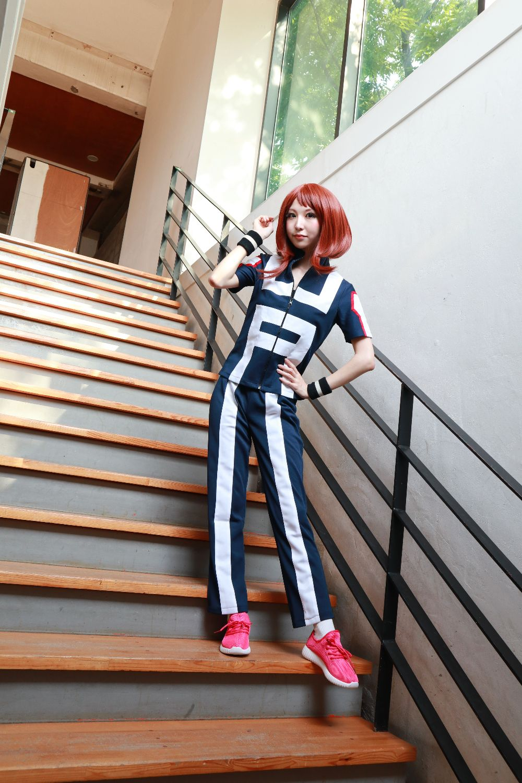 Boku no Hero Academia Bakugou Midoriya Iida My Hero Academia School - Carnavalskostuums - Foto 5