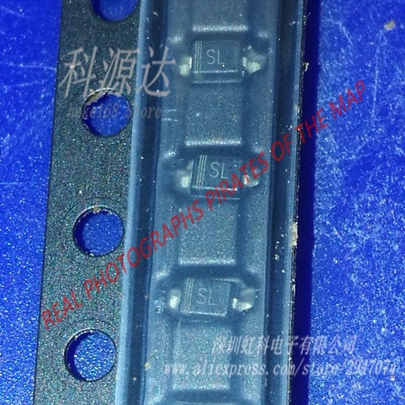 100 adet/grup B5819WS SL SCHOTTKY BARIYER DIYOT SOD323100 adet/grup B5819WS SL SCHOTTKY BARIYER DIYOT SOD323