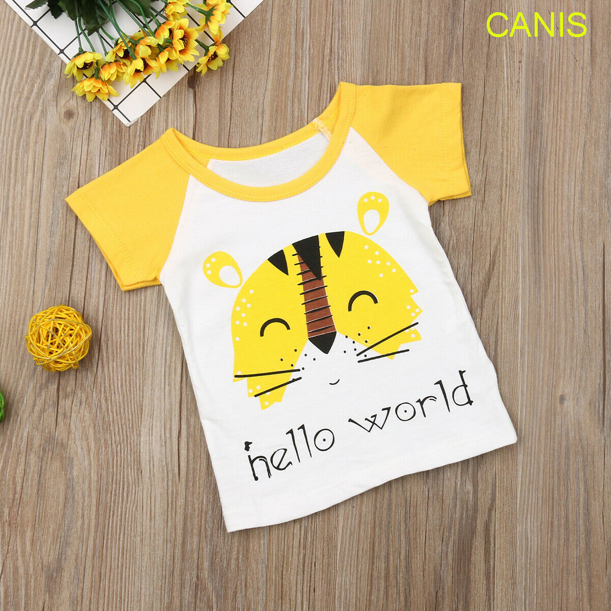 Personalized Name Baby Cotton Sleeper Gown Mashed Clothing Hi My Name is Rosie Everyone