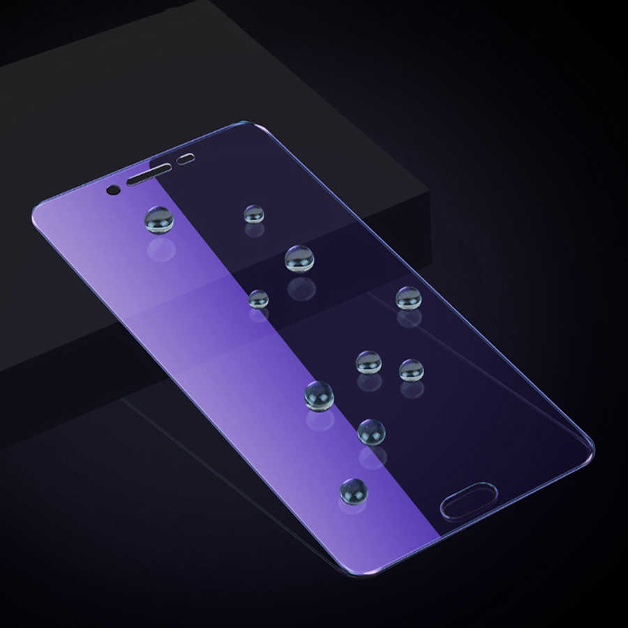 GzPuluz Glass Protector Film 100 PCS for Galaxy A7 // A720 0.26mm 9H Surface Hardness 2.5D Explosion-Proof Tempered Glass Non-Full Screen Film 2017