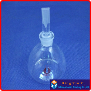 Image 2 - (4pieces/lot)50ml Gay Lussac pycnometer,specific gravity bottle,picnometer