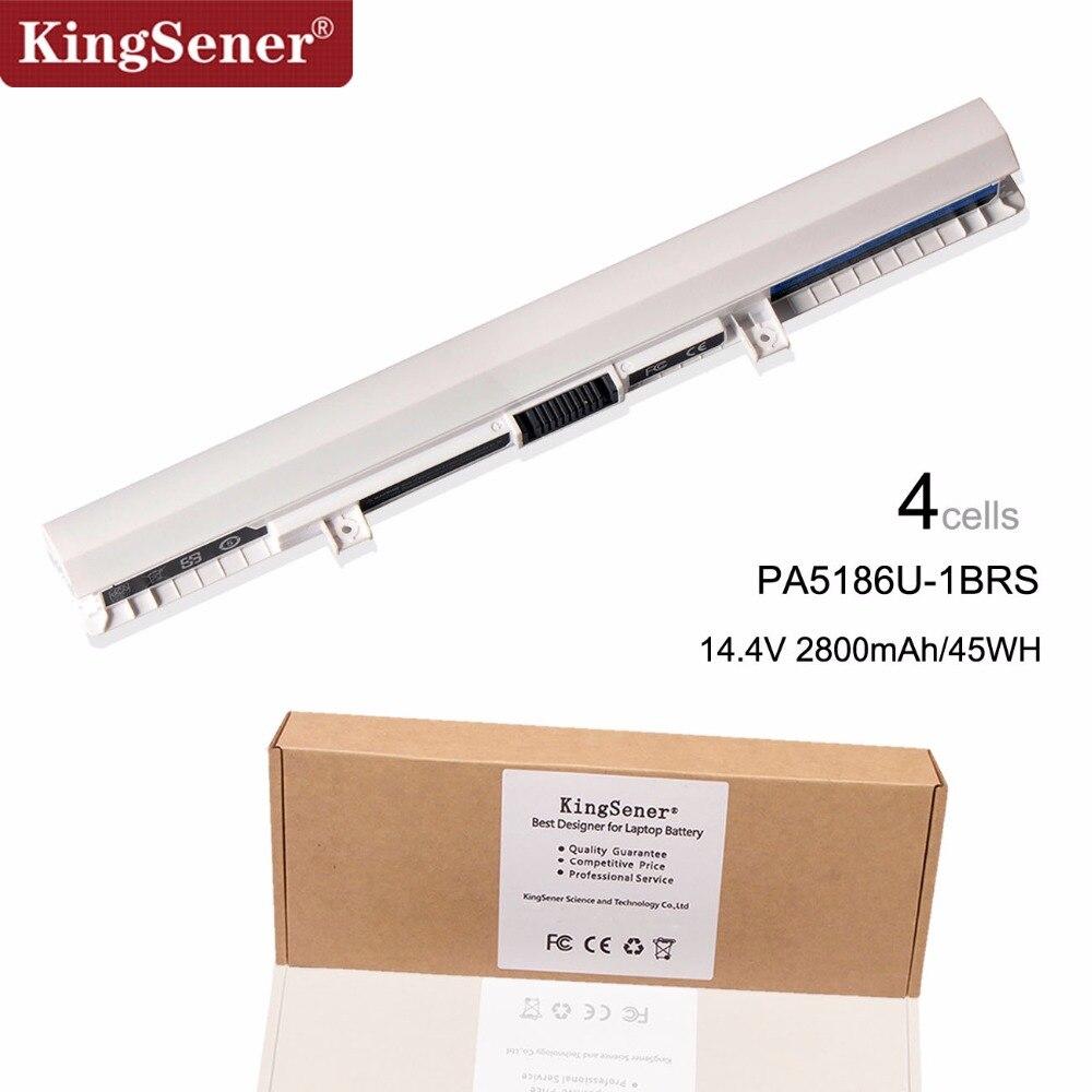 KingSener японский аккумулятор новый PA5186U PA5186U-1BRS Батарея для Toshiba Satellite c50-b L50-B L50D-B C55-B S55-C 14,8 В 2800 мАч 45Wh