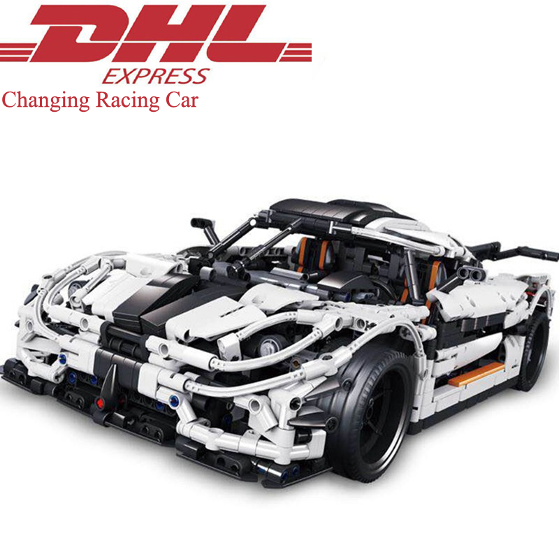 2017 New 3236Pcs Technic Figures MOC Changing Racing Car Model Building Kits Blocks Bricks Christmas Compatible Toy For Children hot fast furious speed championships building block racing driver figures super sports car lepins model bricks toy for kids gift