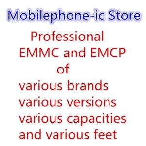 Image 4 - KM5V7001DM B621 ذاكرة الهاتف المحمول BGA254Ball UMCP 128 + 32 128GB جديدة أصلية وكرات ملحوم مستعملة تم اختبارها بشكل جيد