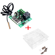 W1209 мини-термостат регулятор температуры инкубационный термостат контроль температуры переключатель