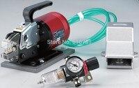 Пневматический терминал обжимной машины инструменты плоскогубцы с 15 комплектами штампов FEK 5ND 6.0mm2 w клапан регулирования давления w ножной п