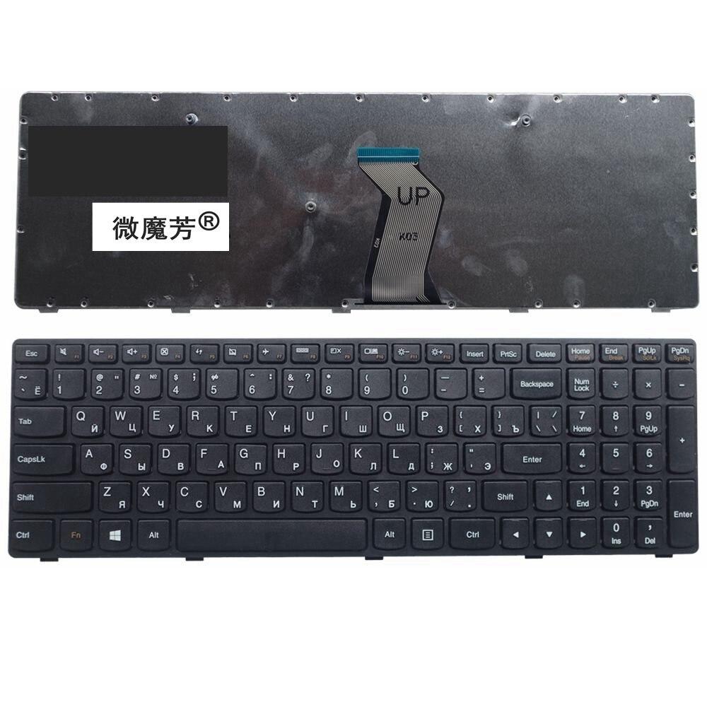 Rusia nuevo teclado para Lenovo G500 G510 G505 G700 G710 G500A G700A G710A G505A RU teclado del ordenador portátil (no apto g500S)