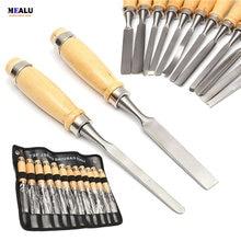 Набор инструментов для деревообработки 12 шт