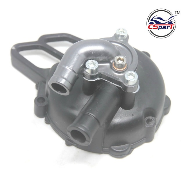 IGNITION COVER For KTM 50 SX 2006-08 Water pump axle  Pro JR LC 2002-05  PRO SR CNC intake
