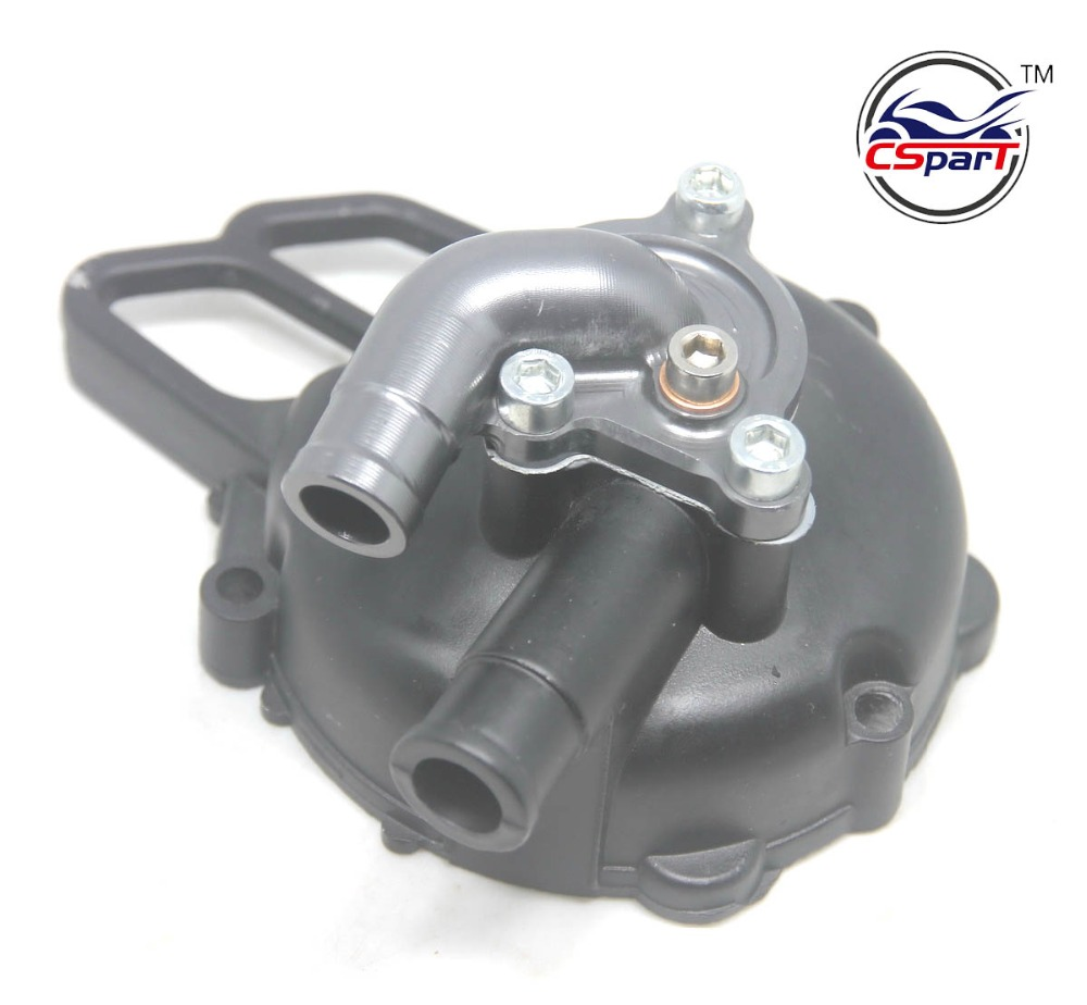 IGNITION COVER For KTM 50 SX 2006-08 Water pump axle SX Pro JR LC 2002-05 SX PRO SR CNC intake цена 2017